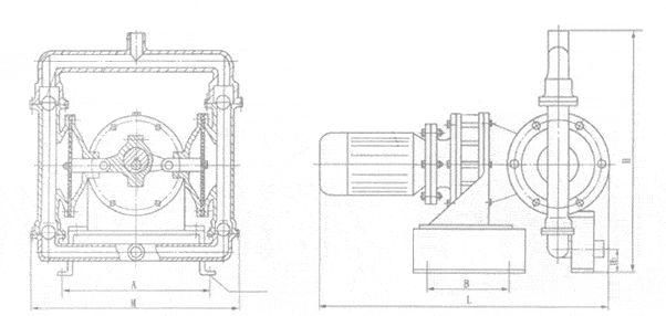 dby电动隔膜泵|dby隔膜泵|电动隔膜泵|隔膜泵